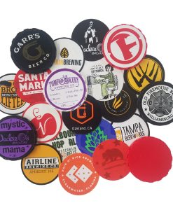 Keg Cap Stickers - on Rolls