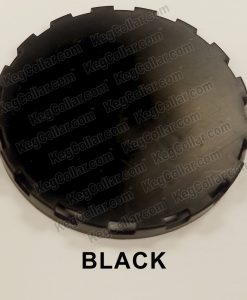black vented keg cap sample image