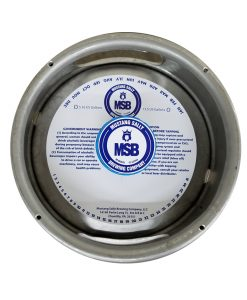 Keg Collars - Tag Stock - With Adhesive