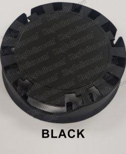 Tamper Evident Keg Cap black
