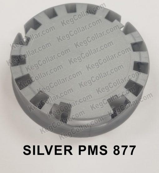 Tamper Evident Keg Cap silver