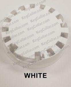 Tamper Evident Keg Cap white