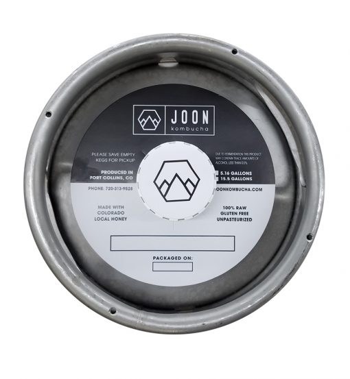 black and white waterproof keg collar sample